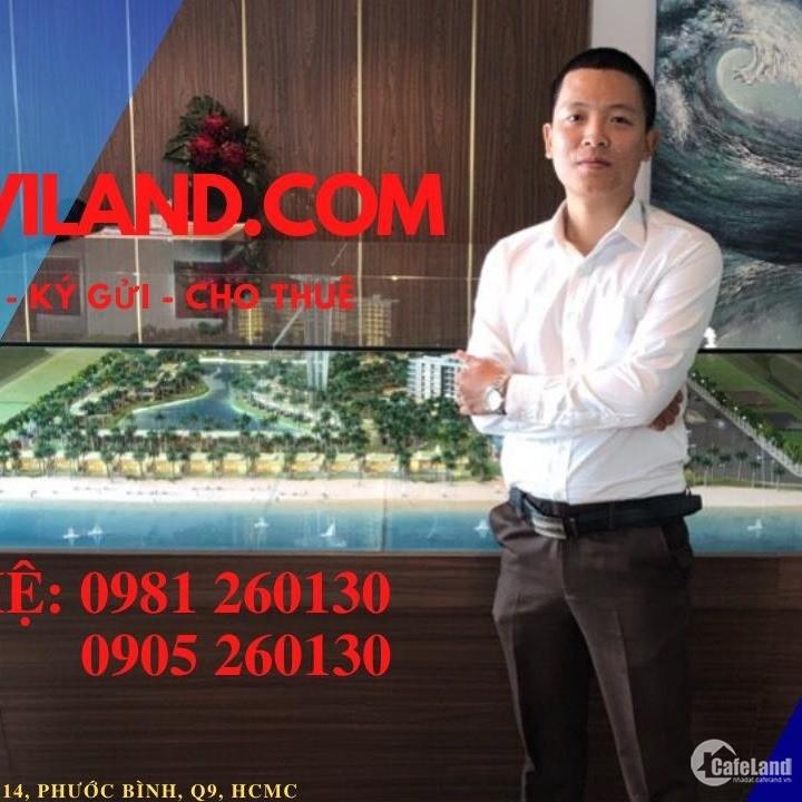 HUNGVILAND - BÁN NHÀ NÁT 120m2(6*20) - đường 17 Phước Bình Chỉ 8 tỷ