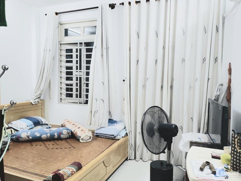 Nhà 4 tầng,5 PN hẻm 566 Nguyễn Thái Sơn,P.5,GV,cho thuê 16tr/th,chỉ 5 tỷ