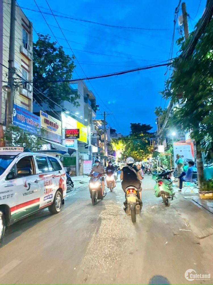 Bán gấp nhà mặt đường Nguyễn Văn Công, P3,Gò Vấp, 55m2, 2T,vỉa hè kinh doanh