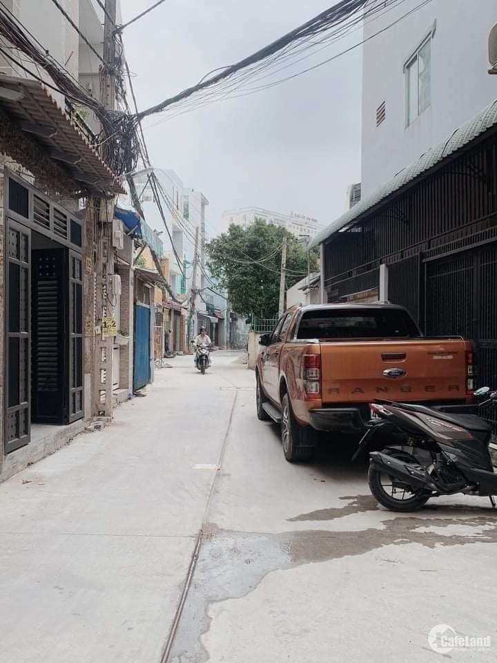Trung tâm Tân Phú, hẻm xe tải, diện tích 52m