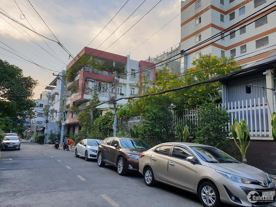 Bán nhà mặt tiền Hiền Vương, Tân Phú, 4,2x20m ,2 tầng, 8,45 tỷ(TL)