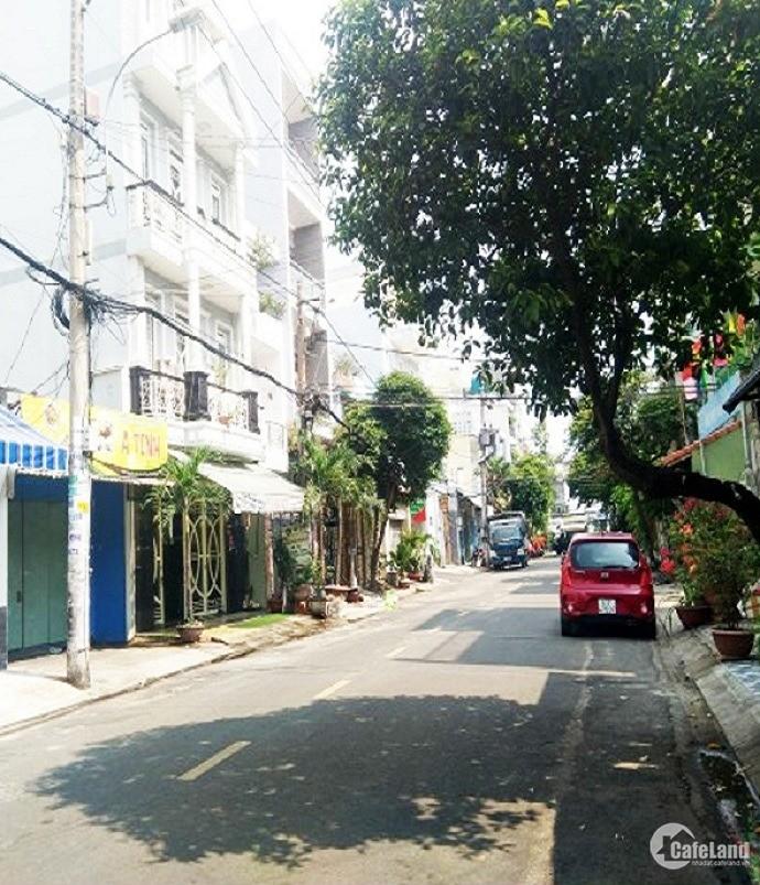 Nhà mặt tiền Phùng Chí Kiên, Tân Phú, 3 tầng, 4,7x13M, 3 tầng, 6,6 tỷ(TL)