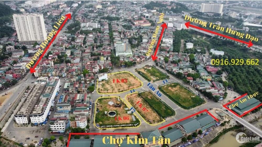Nhà ở và kinh doanh Kim Tân, Lào Cai