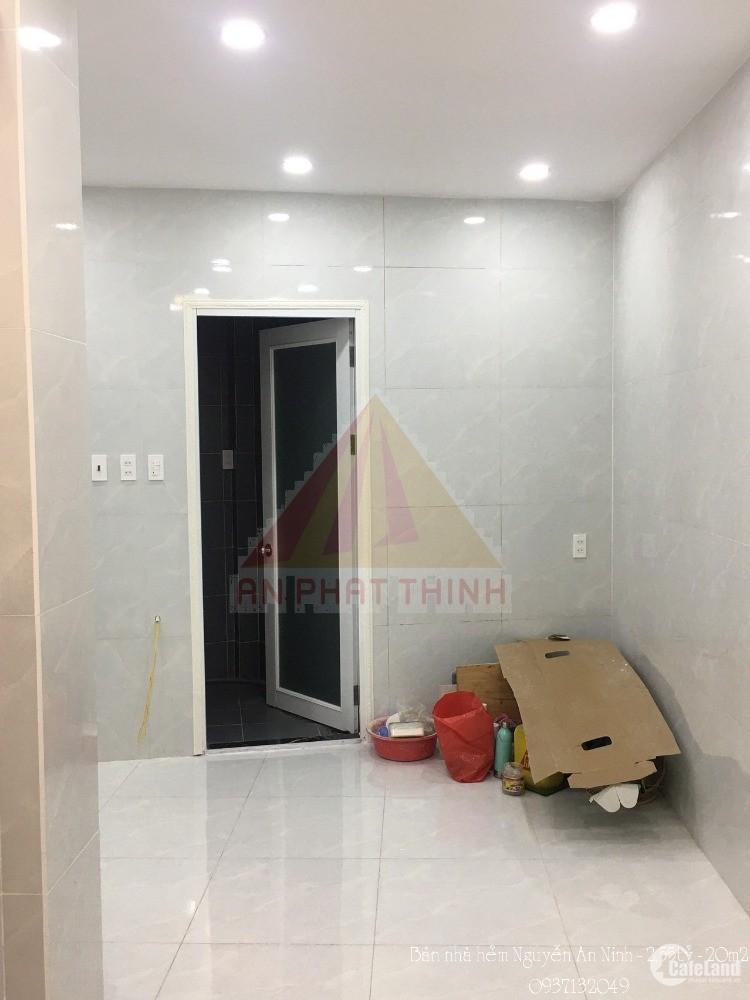 Bán nhà 13/1C Nguyễn An Ninh, Phường 14, Quận Bình Thạnh, DT đất: 20.4m2