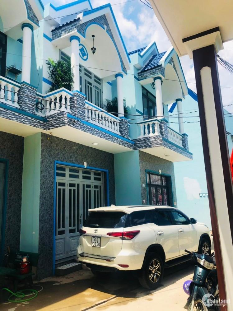 Nhà Siêu Đẹp 3pn Giá Rẻ Gần Cầu Ông Thìn QL50 Tân Kim Tặng Full Nội Thất
