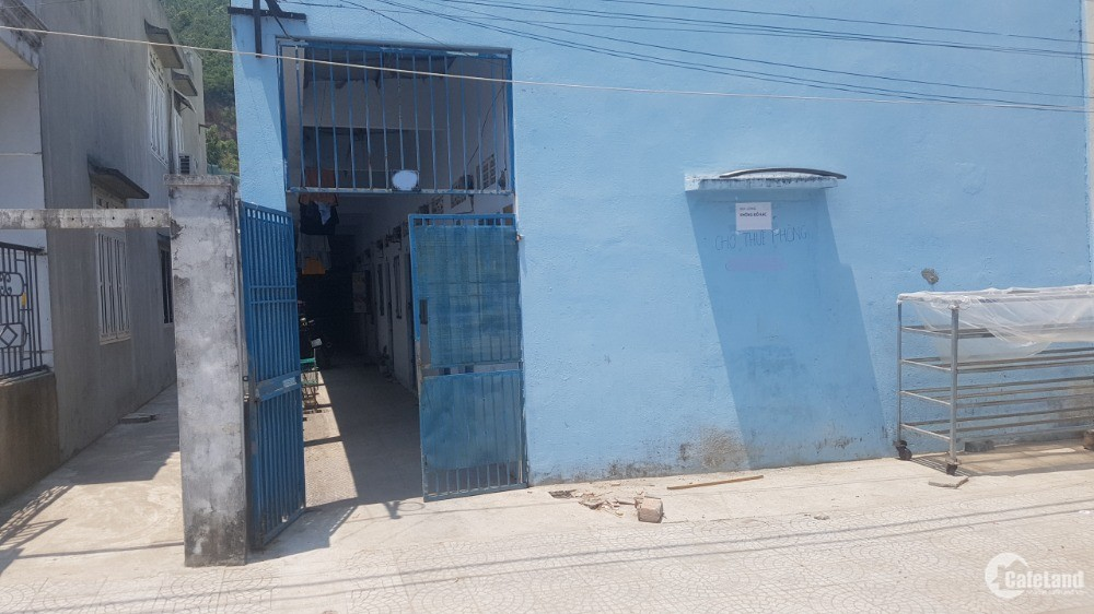 Bán dãy trọ Thanh Vinh 4 gần khu công nghiệp Hòa khánh dt 196m ( 7x28)