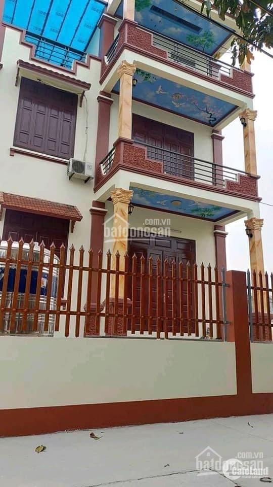 Bán nhà 3 tầng 160m2 tại Tổ 10 Thị trấn Quang Minh, Mê Linh, Hà Nội