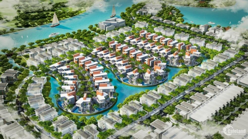 Bán Biêt Thự Ven Biển Đà Nẵng - Sổ Đỏ Lâu Dài Nằm Cạnh Ocean Villas
