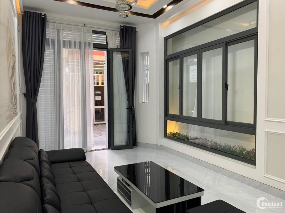 Nhà bán hẻm 152 đường Thành Thái-P12-Q10, 4.2x17m, giá 15,5 tỷ
