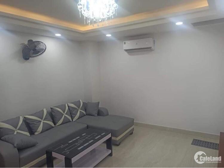 Bán nhà hẻm 220 Hai Bà Trưng, Quận 1 Tặng Nội Thất, Giá Rẻ