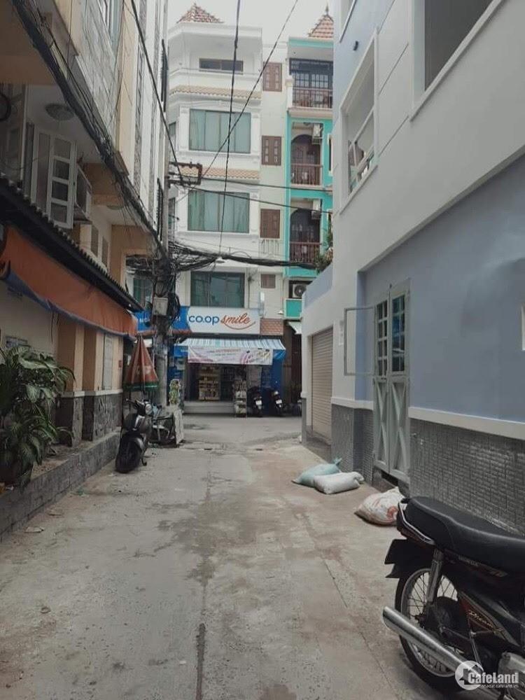 Bán Nhà Hẻm 16 Nguyễn Thiện Thuật 37m2 HXH Chính Chủ Lâu Năm Giá Quá Rẻ