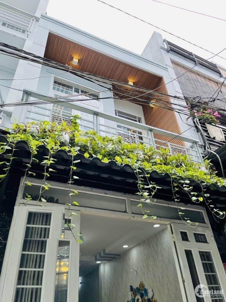 Bán nhà hẻm Nguyễn Thiện Thuật Q3 - Chợ Bàn Cờ kinh doanh tốt giá rẻ