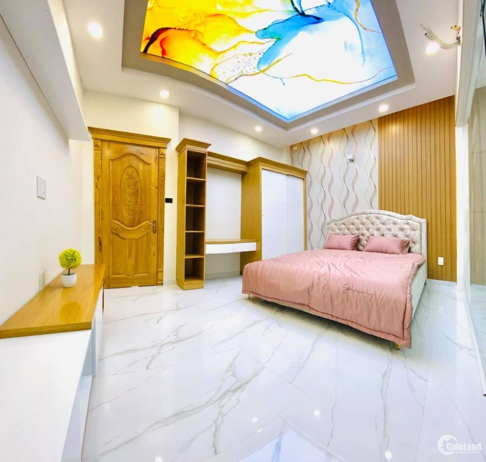 Bán nhà 2 tầng đường Phạm Ngọc Thạch, Q3, DT 90m2, vị trí đẹp, giá cực tốt