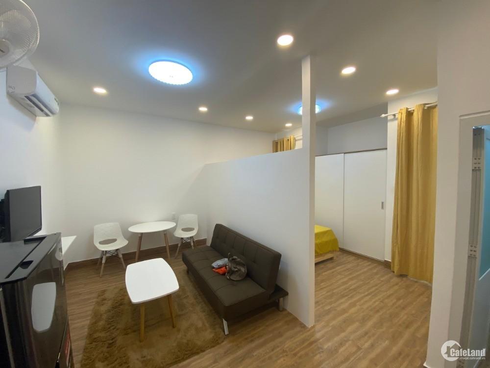 Cần bán căn hộ mini 240m2 1 trệt 3 lầu, 19 phòng Full nội thất
