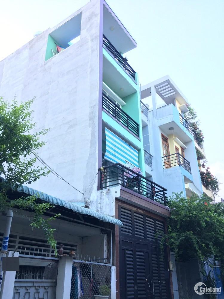 Bán GẤP nhà HXT Nguyễn Oanh, P17, Gò Vấp, 3.7x16m, 1 trệt, 3 lầu, 5.8 tỷ