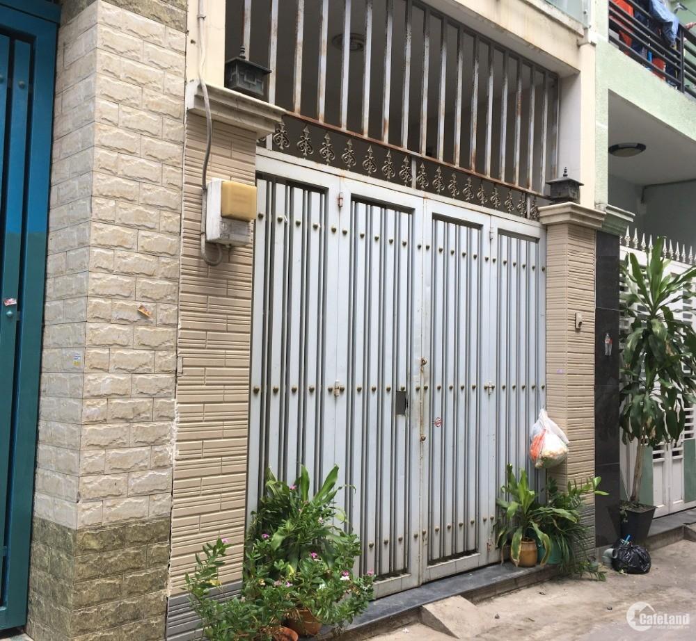 Bán GẤP nhà hẻm Quang Trung, P12, Gò Vấp, 3.6x10m, 1 trệt, 1 lầu, 3.65 tỷ