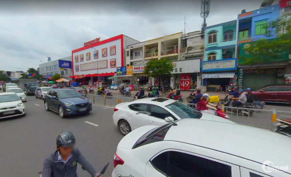 Bán nhà góc 2 mặt tiền lớn Phan Văn Trị, 4x20m có HĐT 45tr/tháng - 21 tỷ
