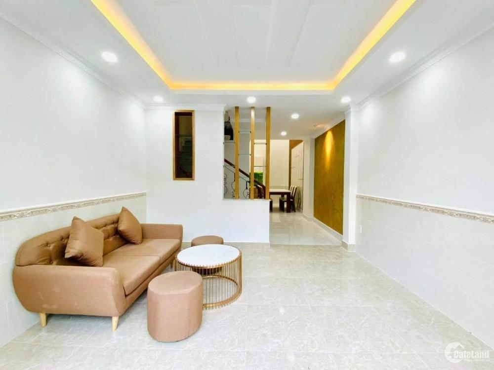 Bán nhà cấp 4 HXH 7 chổ đường Dương Quảng Hàm 70m2, vị trí đẹp giá đầu tư