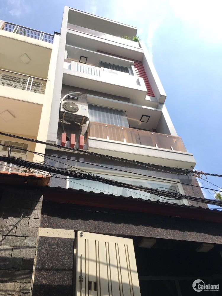 Bán GẤP nhà HXH Quang Trung, P8, Gò Vấp, 4.4x16m, 1 trệt, lửng, 2 lầu, ST, 7.5 t
