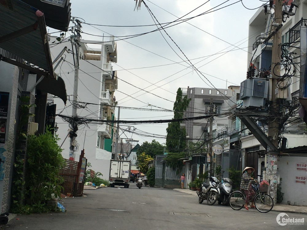 Bán GẤP nhà HXT Lê Đức Thọ, P13, Gò Vấp, 4x16m, 1 trệt, 1 lửng 4.3 tỷ
