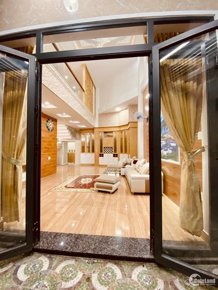 Bán GẤP nhà HXT Nguyễn Văn Lượng, P16, Gò Vấp, 7x10m, 5 tầng, 8.35 tỷ