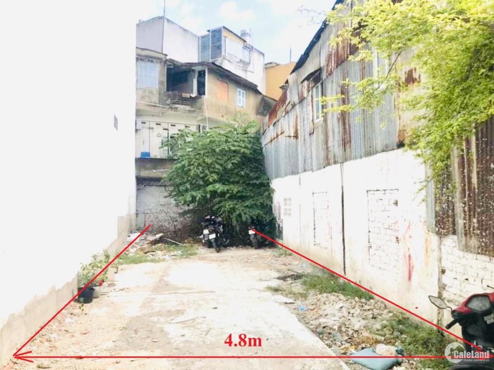 Bán lô đất Nguyễn Trong Tuyển, Phường 8, Phú Nhuận 111m2 chỉ 88tr/m2