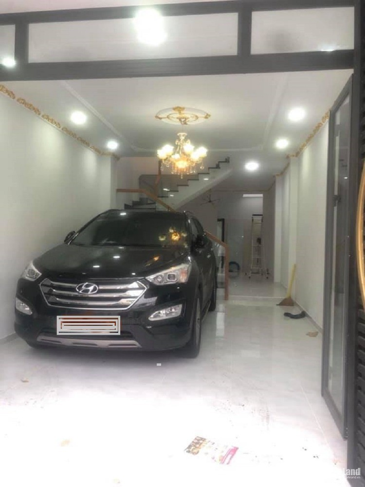 72m2, Xe hơi ngủ trong nhà, 6.4 tỷ, 4x18, Gò Dầu, Tân Qúy, T.Phú. Bán gấp