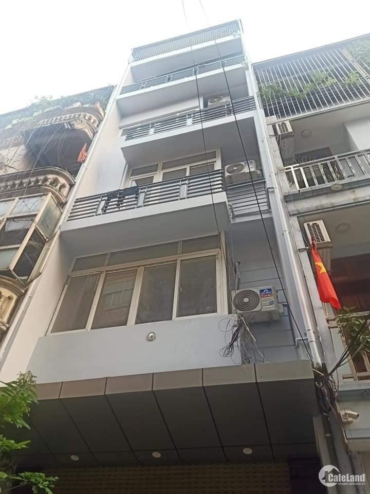 Bán Biệt thự Mini Nhân Hòa-50m ra oto-DT 92m2-5 tầng-6.8 tỷ