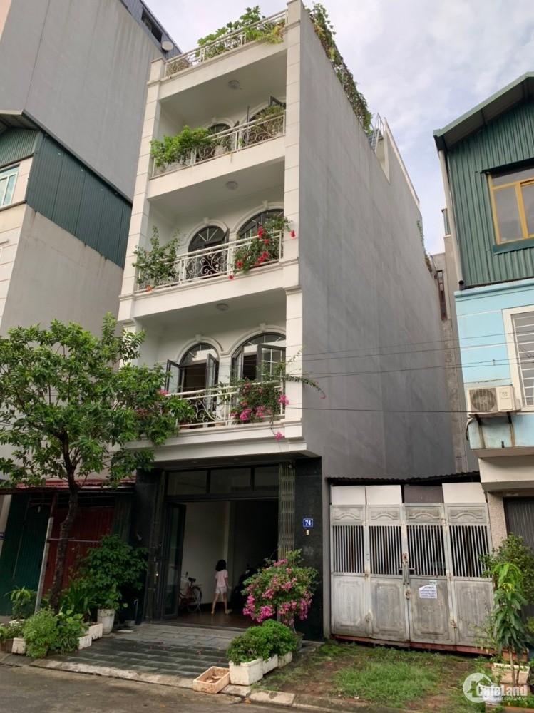 Bán nhà 4.5 tầng, sổ đỏ chính chủ, giá cực tốt ở Phú Diễn