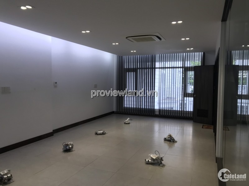 Cho thuê Villa Saigon Pearl, thiết kế dạng văn phòng, 147m2, 4PN, k nội thất