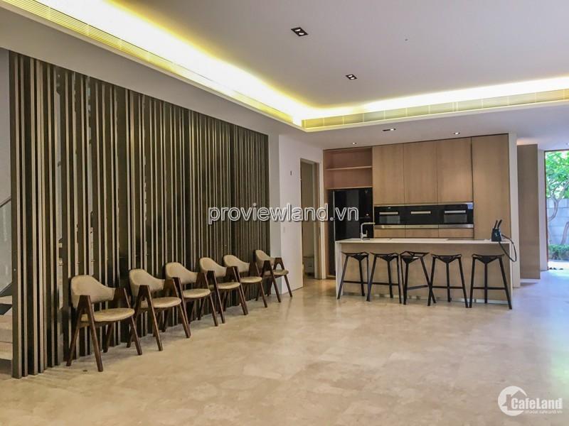 Cho thuê biệt thự Holm Thảo Điền, 272m2, sân vườn, 4PN-5WC