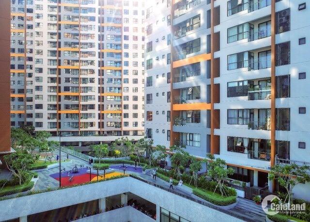 Cho thuê căn hộCho thuê căn hộ 2PN có ban công, máy lạnh và máy nước nóng.