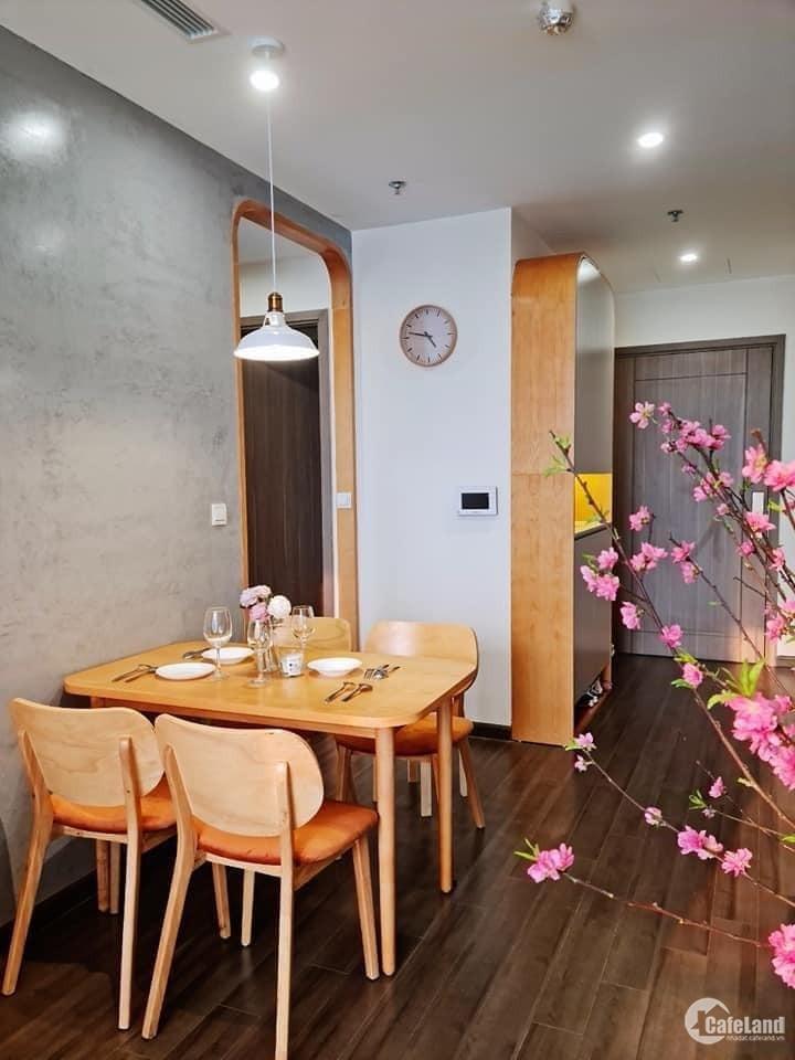 Cho thuê căn hộ 2 phòng ngủ tại Symphony, Long Biên. Full nội thất. 10tr/tháng