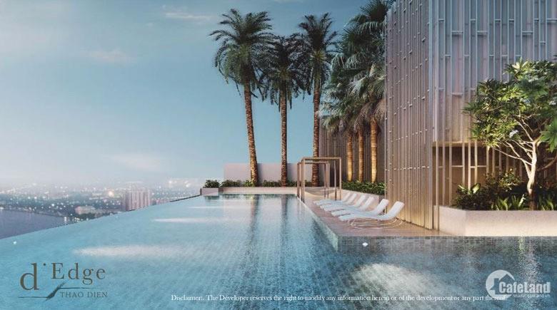 Giỏ hàng cho thGiá cho thuê uê căn hộ Dedge Thao Dien, Penthouse, Duplex, 1-4PN