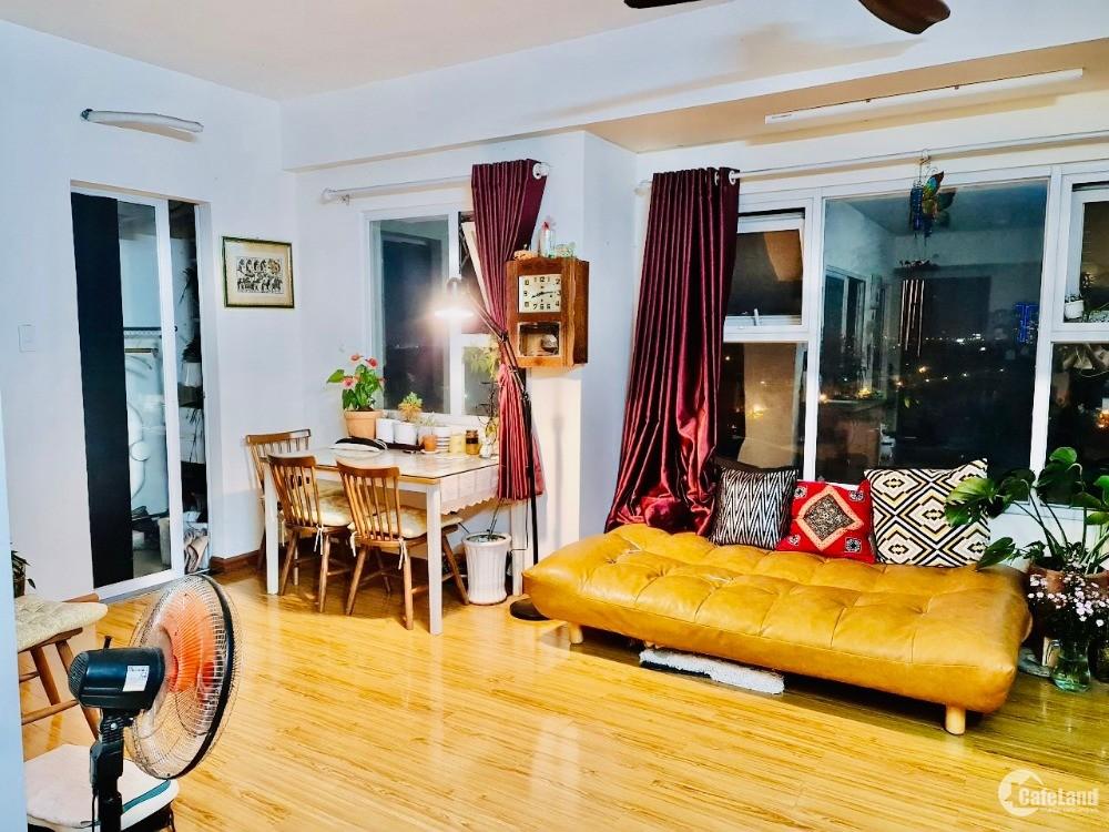 Cho thuê căn hộ Flora Fuji 55m2 1+1pn 1wc Full nội thất giá chỉ 6tr5/tháng