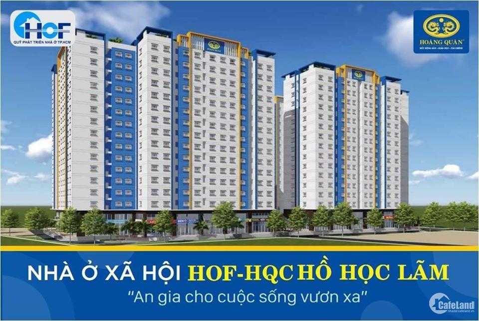 Cho thuê căn hộ giá 5,5tr/tháng tại CC 35 Hồ Học Lãm, có 2 PN vào ở ngay