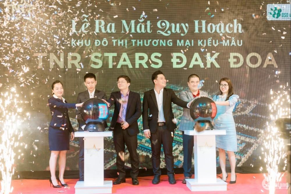 Đất nền khu đô thị quy mô bậc nhất Gia Lai, TNR Stars Đak Đoa, đầu tư Gia Lai