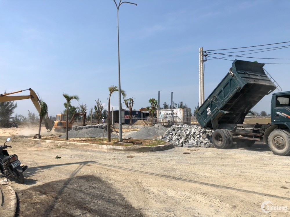 Dự án ven sông Cổ Cò phía Nam Đà Nẵng
