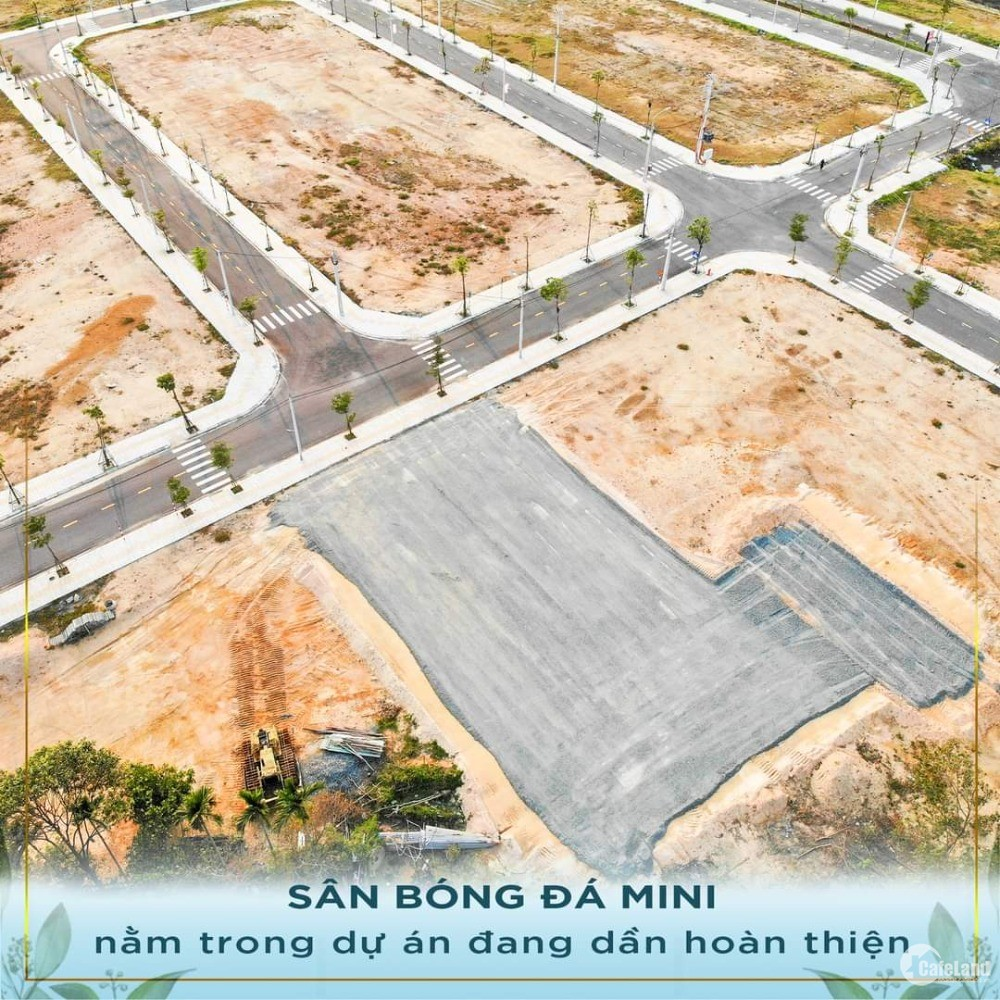 Khu dân cư số 1 Điện Thắng - Vị trí vàng giữa Đà Nẵng, Quảng Nam.
