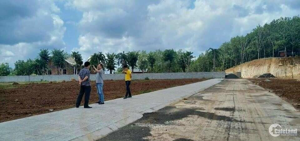 Đất giá rẻ QL14 huyện Đồng Phú, Bình Phước