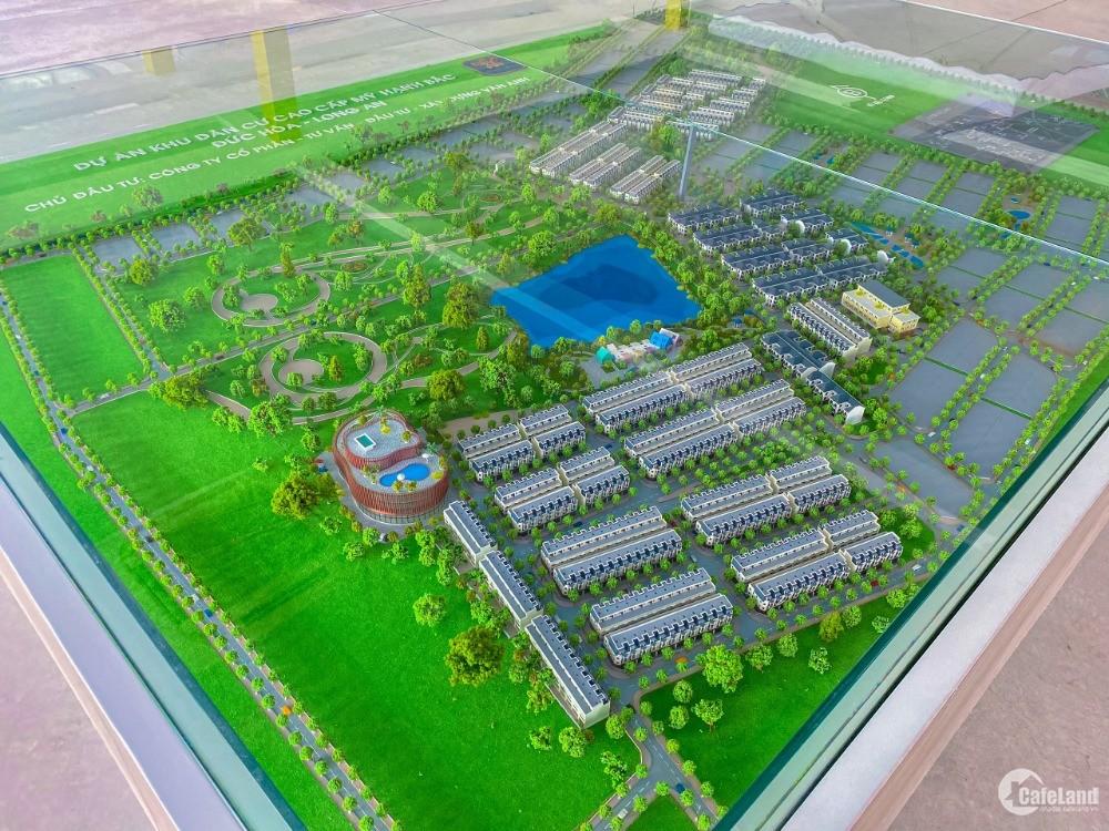 Đầu tư bất động sản để chống lại sức mất giá của đồng tiền tại Hamilto Garden