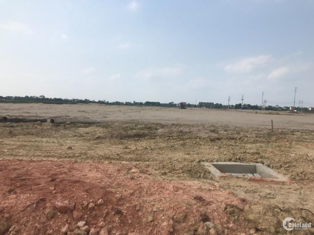 Lô đất 10ha KCN Hoà Phú Bắc Giang, bàn giao hạ tầng tháng 8, trực tiếp CĐT