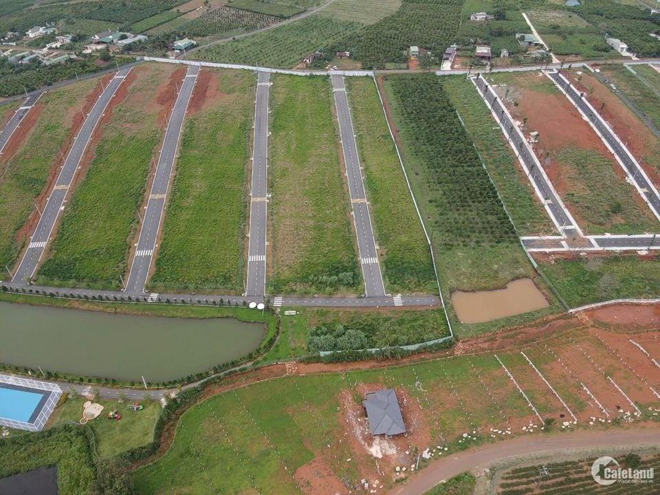 Bán đất nghỉ dưỡng Lộc Tân-Bảo Lâm-LĐ 320m2 chỉ 860tr