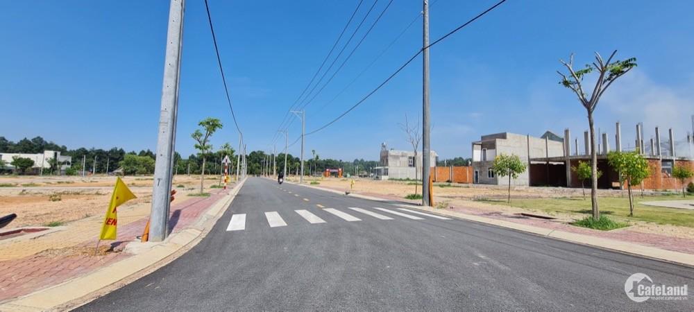 Sở hữu đất sát trung tâm hành chính Bàu Bàng chỉ cần 500tr.