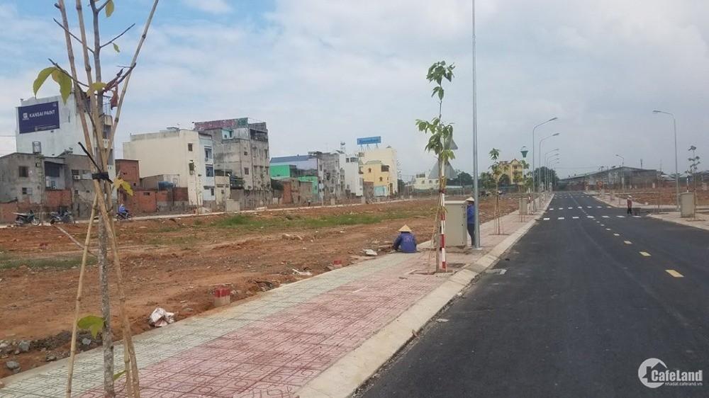 Mặt tiền đường 13m TT Huyện Bàu Bàng giá chỉ 9tr/m2