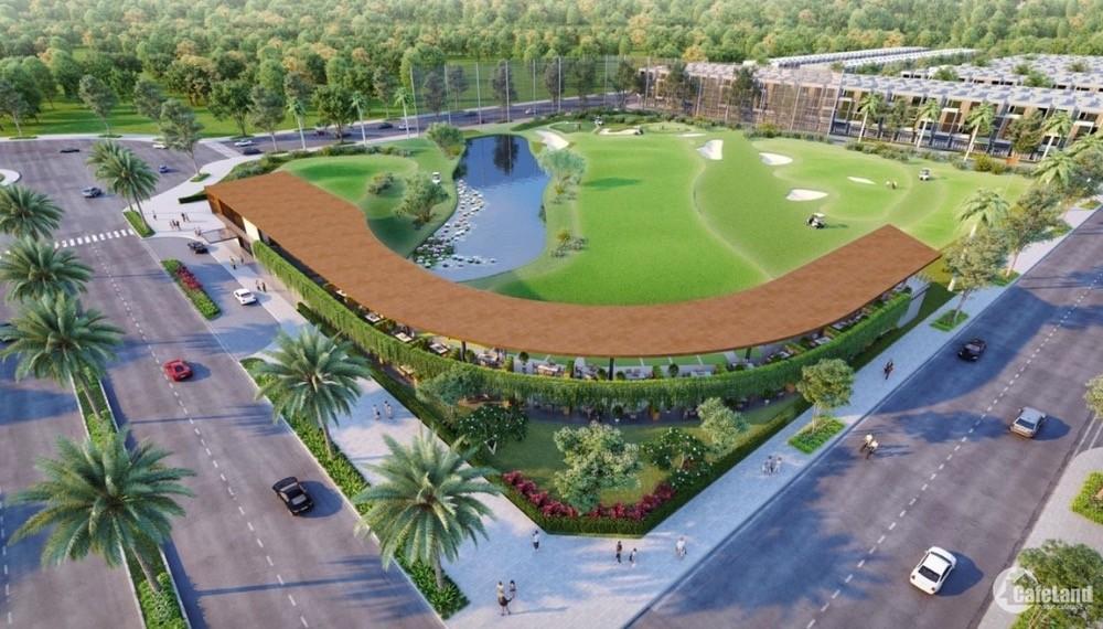Đất nền cạnh sân golf 6 sao đầu tiên tại miền tây