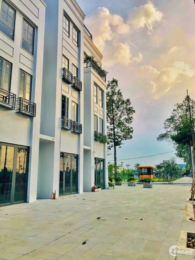 Bán Gấp Cặp Nền VIP giá rẽ KDC Ngân Thuận