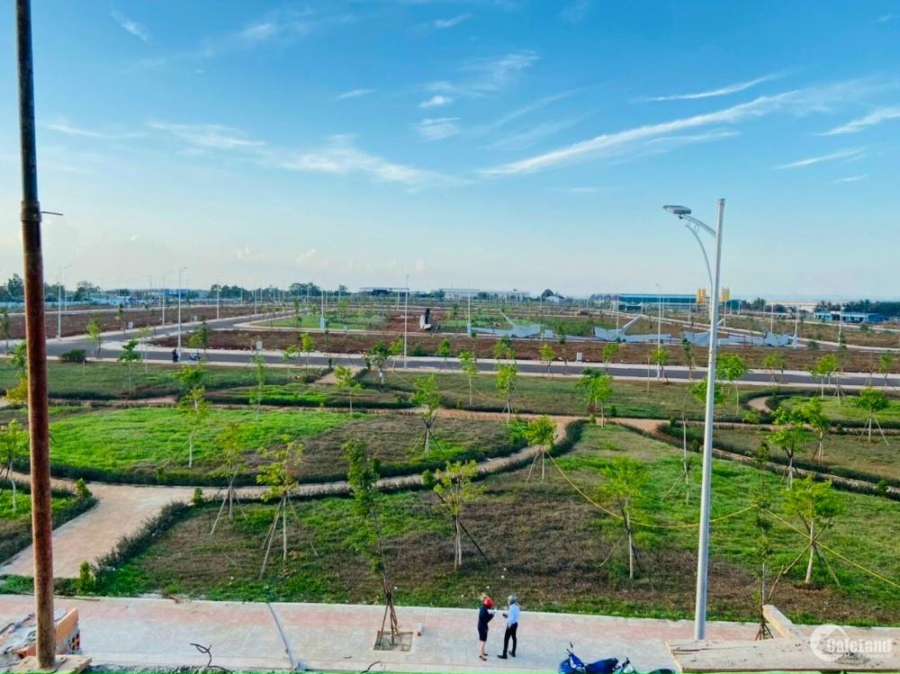 Đất  đã có sổ đỏ tại khu đô thị Ân Phú Bắc Tân An