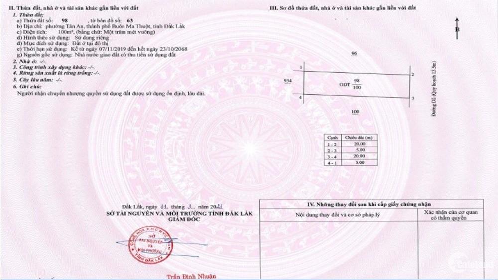 KĐT ÂN PHÚ NƠI AN CƯ ĐẦU TƯ TUYỆT VỜI ĐẦU HẤP DẪN CHỈ TỪ 668 TRIỆU /NỀN ( 30%)