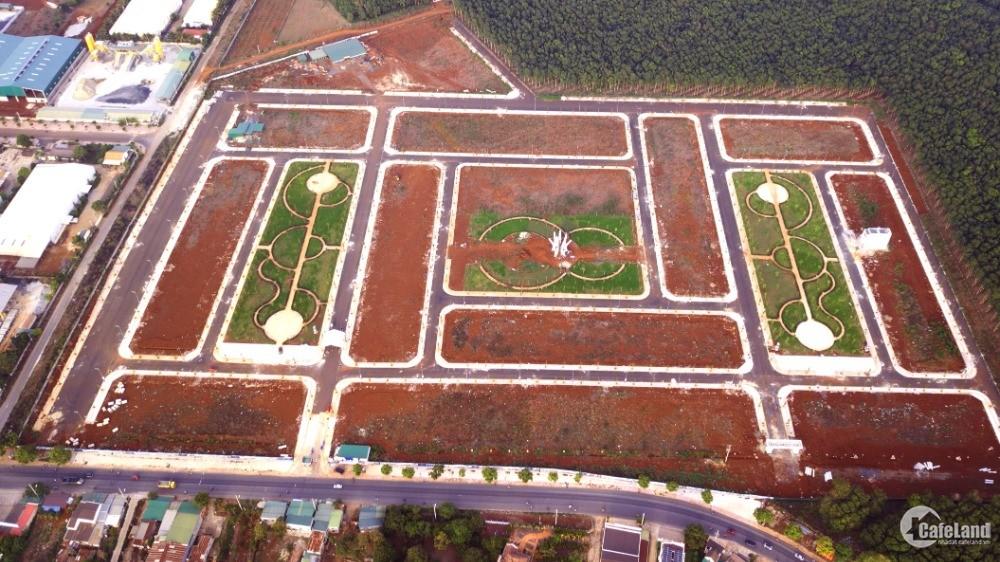Đất nền sổ đỏ KĐT Ân Phú đang hot lên từng ngày chỉ từ 668Tr(30%)